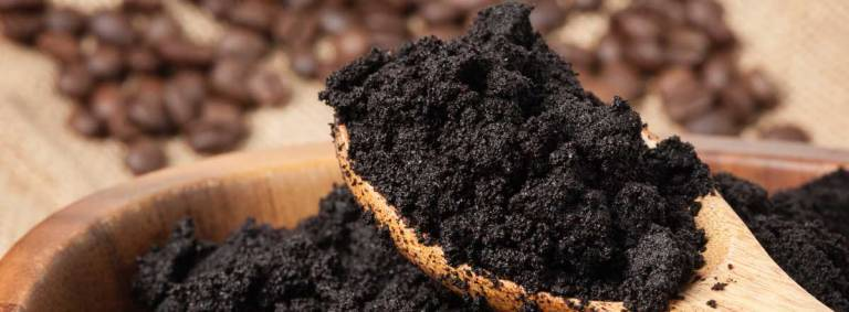 There are TONS of Creative Uses For Coffee Grounds!