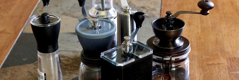 top manual french press coffee grinders