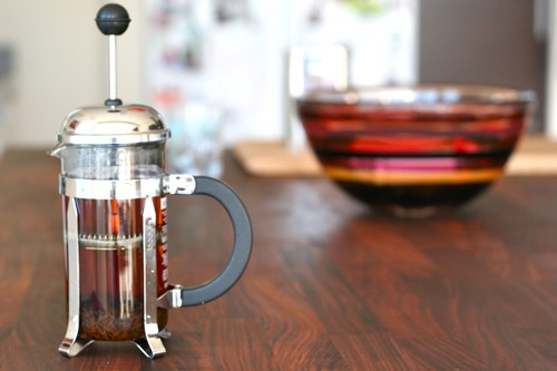 Can You Make Tea In An Aeropress Or French Press?