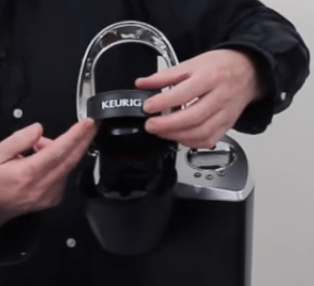 Disassemble the Top of a Keurig