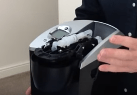 Remove Handle From Keurig