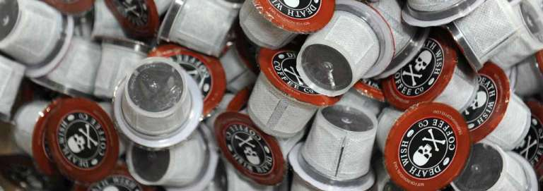 strong coffee k cups