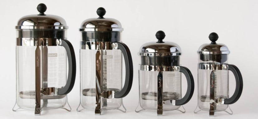 Are Bodum French Presses Microwave Dishwasher Safe