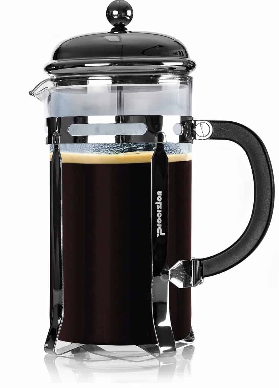 french-press-with-coffee