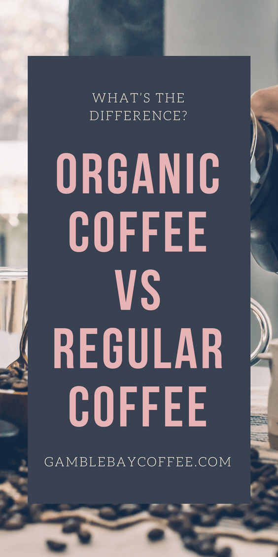 Organic Coffee vs Regular Coffee