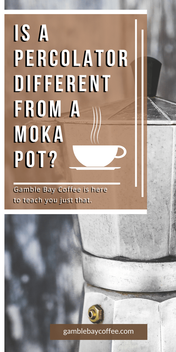 Percolator vs Moka Pot