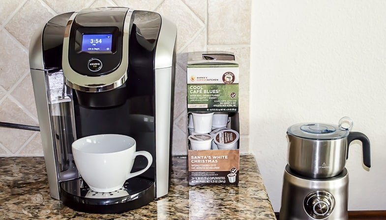 Keurig Making Watery Weak Coffee