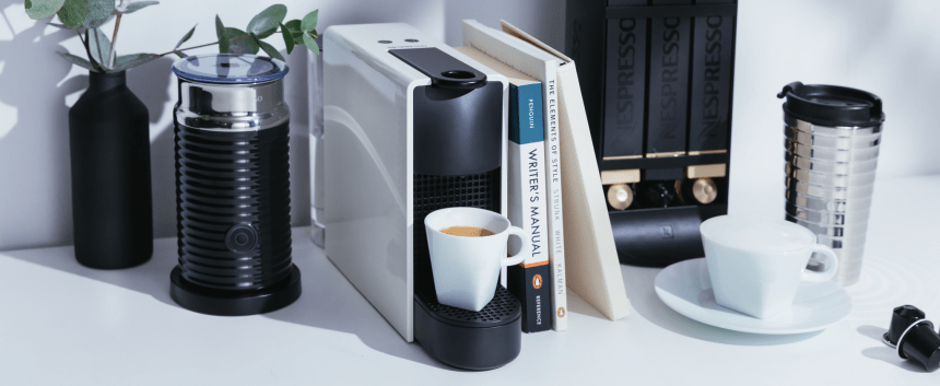 Nespresso Pixie VS Essenza Mini