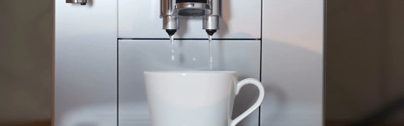 Coffee Makers with Built-In Hot Water Dispenser
