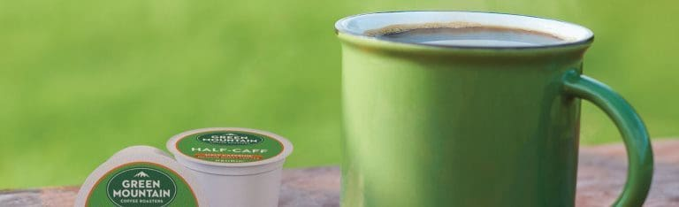 Our 6 Favorite Half Caff K-Cups for Keurig Style Machines