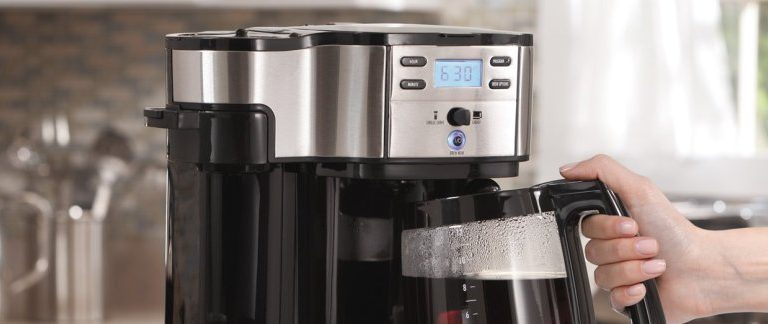 Best 2-Way Coffee Makers: Dual Brew K-Cup & Full Pot Coffee