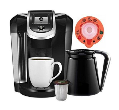 Keurig Brewing System with Carafe