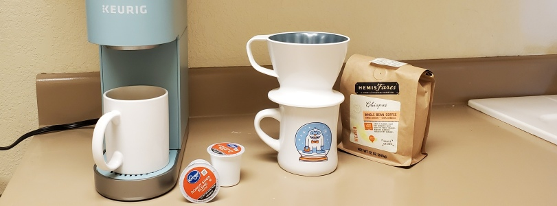 Pour Over vs Keurig Coffee