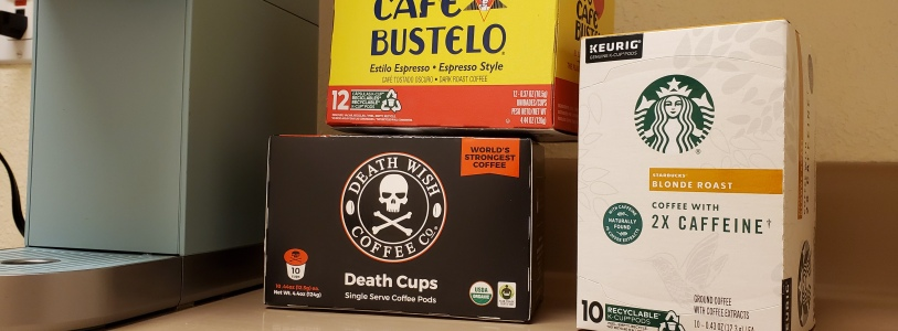 The Strongest K-Cup Coffee Compared